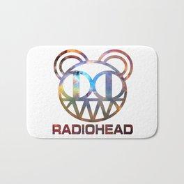 RD custom galaxy logo Bath Mat