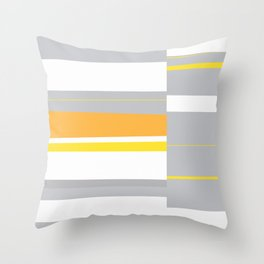 Mosaic Single 4 #minimalism #abstract #sabidussi #society6 Throw Pillow