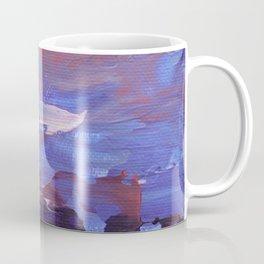 Standing Ashore Coffee Mug