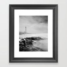 Slangkop Lighthouse Framed Art Print