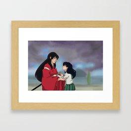 InuKag Framed Art Print