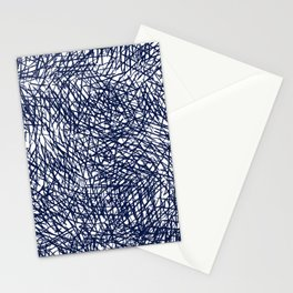 Wild Wild Blue Stationery Cards