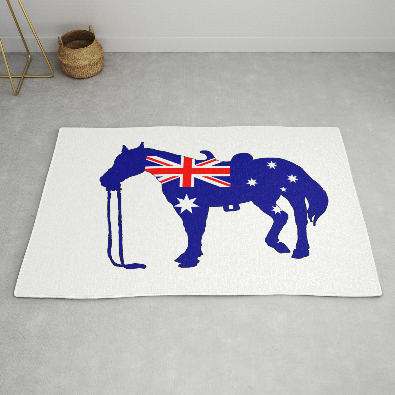 Australian Flag Horse Rug By