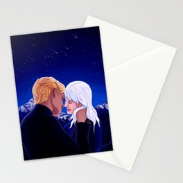 I love it when you quote me - Nikolai Lantsov Stationery Cards