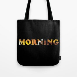Breakfast Of Champions Tote Bag