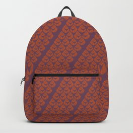 Orange Drops Backpack