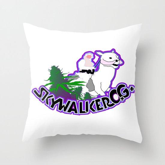 Skywalker OG Throw Pillow