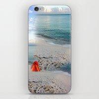 honda iPhone & iPod Skins featuring Bahia Honda by Ellen Turner