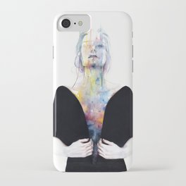 another one (inside the shell) iPhone Case