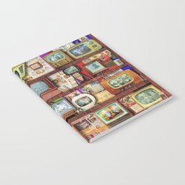 The Golden Age of Television Notebook