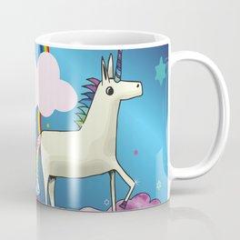 Life is all Rainbows and Unicorns Coffee Mug