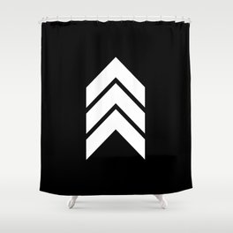 Sergeant Shower Curtain