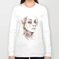 obey Long Sleeve T-shirts featuring Obey by Bruno Gonçales