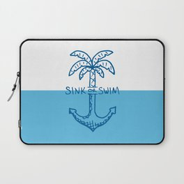 Sink or Swim Laptop Sleeve