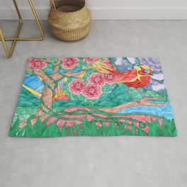 Life Is Complicated Rug