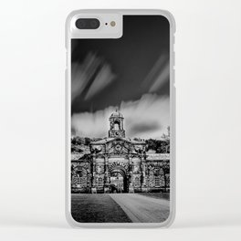 Chatsworth stables Clear iPhone Case