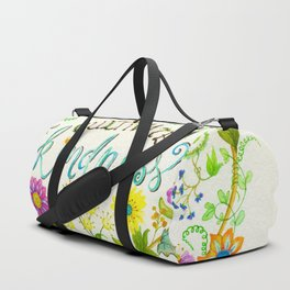Cultivate Kindness Duffle Bag