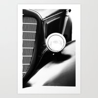 car Art Prints featuring Car by Falko Follert Art-FF77