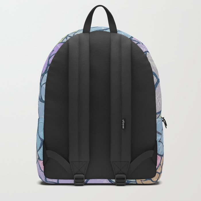 Summer Pattern #5 Backpack