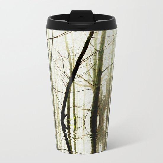 TREE TONES Metal Travel Mug