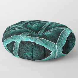 AzTECH Temple Floor Pillow
