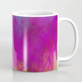 Wildflowers Mod Impressionism Coffee Mug