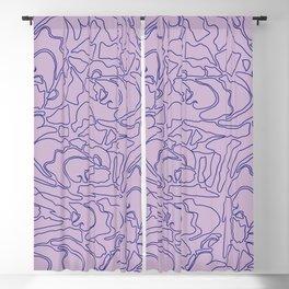 Pastel Pattern II Blackout Curtain