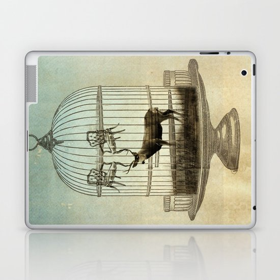 stag chairs Laptop & iPad Skin