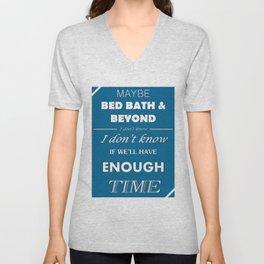 Bed Bath & Beyond (Old School) Unisex V-Neck