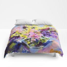 Beautiful Bouquet Comforters