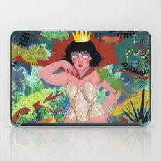 The Lizard Queen iPad Case