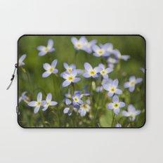 Country Wildflowers Laptop Sleeve