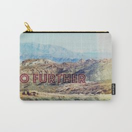 Climb Mountains Carry-All Pouch
