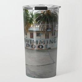Copper Motel Swimming Pool Travel Mug