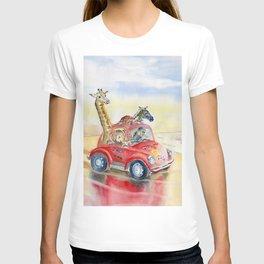 Go To The Beach T-shirt