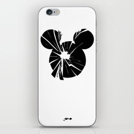 Mickey Is Dead No.1 iPhone Skin