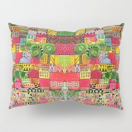 Color Town Pillow Sham