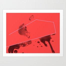 inside job Art Print