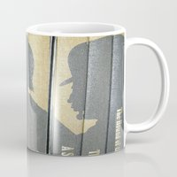 conan Mugs featuring Sherlock Holmes by Sir Arthur Conan Doyle by Madreflections