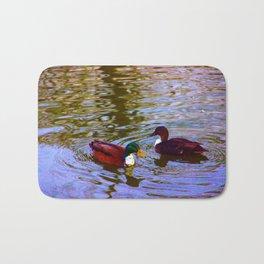 Duck duo Bath Mat