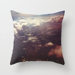 FLA from ABV Throw Pillow