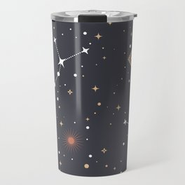 Mystical Galaxy Travel Mug