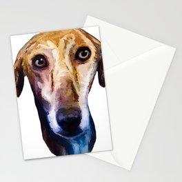 Little Lurcher Art Stationery Cards
