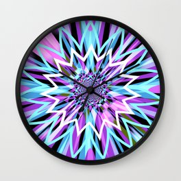 Rotating in Circles Series 11 Wall Clock