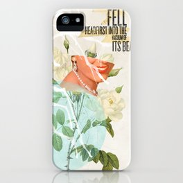 The Vacuum of Its Beauty iPhone Case