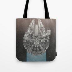 Millennium Falcon (Re-Release) Tote Bag