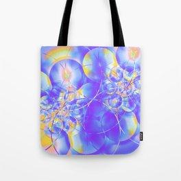 Electrons Tote Bag