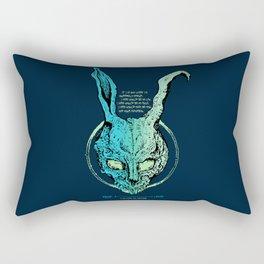 Donnie Darko Lifeline Rectangular Pillow