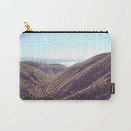 Malibu Haze Carry-All Pouch