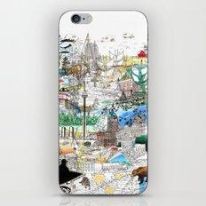 Canada (portrait version) iPhone & iPod Skin